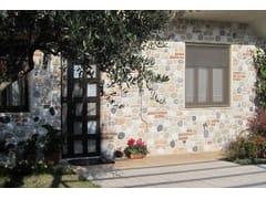 Rivestimento ecologico in pietra ricostruitaSASSO RUSTICO - ITALPIETRA