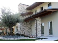 ITALPIETRA, MISTI Rivestimento ecologico in pietra ricostruita per esterni