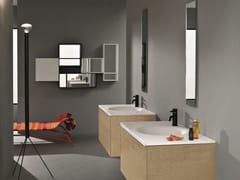 Mobile lavabo sospesoMORPHING UNIT 90 - KOS BY ZUCCHETTI