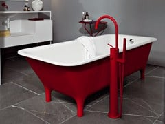 Kos by Zucchetti, MORPHING FREE STANDING Vasca da bagno rettangolare