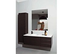 Kos by Zucchetti, MORPHING | Mobile bagno a colonna  Mobile bagno a colonna