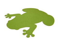 Tappeto in feltro per bambiniFROG - HEY-SIGN