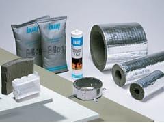 Knauf Italia, Attraversamenti antifuoco Sistema per la protezione degli attraversamenti