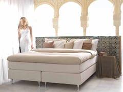 Letto matrimoniale in tessutoKORNÖ - CARPE DIEM BEDS OF SWEDEN