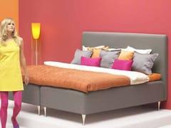 Letto matrimoniale in tessutoMALÖ - CARPE DIEM BEDS OF SWEDEN