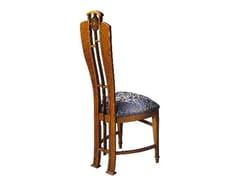 Sedia in radica con schienale altoSedia in radica - CARPANELLI