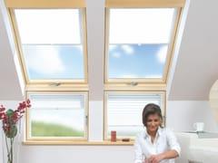 Tenda per finestre da tetto plissettataAPS - FAKRO
