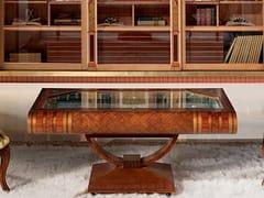Tavolino in radica da salottoLIBRO | Tavolino - CARPANELLI