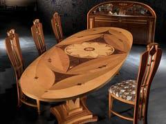 Tavolo da pranzo in aceroDALÌ | Tavolo - CARPANELLI