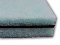 VALLI ZABBAN SPA, AEFASTICK Pannello termoacustico in polietilene e gomma