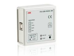 Convertitore di segnale per inverterPVI-USB-RS232_485 Converter - ABB
