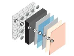 Sistema per isolamento a cappottoISOKAP G - CABOX