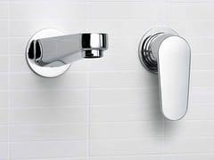 Miscelatore per lavabo a muro SUN | Miscelatore per lavabo a muro - Sun