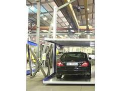 O.ME.R., SPACER 25/2 Sistema di parcheggio automatico