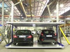 Sistema di parcheggio automaticoDOUBLE SPACER 25 - O.ME.R.