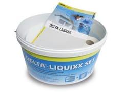 DÖRKEN ITALIA, DELTA® - LIQUIXX Additivo e resina per impermeabilizzazione
