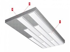 LINK industries, PAROC CP 60/120 | Pannelli per controsoffitto  Pannelli per controsoffitto