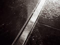 PROFILITEC, LINEAR DRAIN Scarico per doccia in acciaio inox
