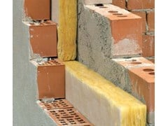 SOLAVA, Sistema muratura a risparmio energetico Sistema muratura a risparmio energetico
