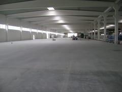 Pavimento industriale in cementoSTABILPAV - GENERAL ADMIXTURES