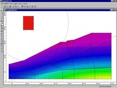 Concrete, SlopeCAD Verifica stabilità pendio