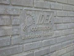 Matrice per parete facciavista in calcestruzzoStampi per superfici - DIDOR ITALIA