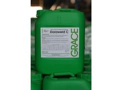 GCP Applied Technologies, Daraweld® Additivo e resina per impermeabilizzazione