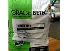 GCP Applied Technologies, Betec® 310 Malta e betoncino per ripristino