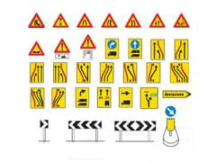 Segnaletica antinfortunistica da cantiere / segnale stradaleSegnale stradale - LAZZARI SRL