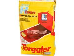 Torggler Chimica, ANTOL RISAN SYSTEM WTA | Intonaco deumidificante  Intonaco deumidificante