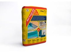 Collante a base cementizia SIKA® CERAM-205 XTRA LARGE - Innovative Sika Tile Systems