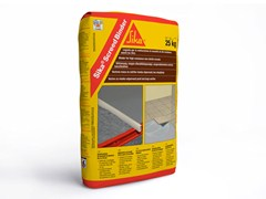 Legante per massetti SIKA® SCREED BINDER - Innovative Sika Tile Systems