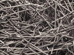 Fibre di rinforzo in acciaio per calcestruzzoLA GRAMIGNA | Fibre di rinforzo in acciaio - LA MATASSINA