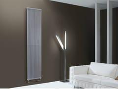 Termoarredo in acciaio a parete HEGOLINE 13 | Termoarredo verticale - Warm