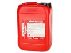 Torggler Chimica, NEOPLAST 124 Plastificante per malte