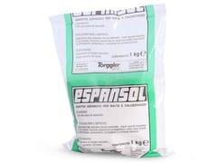 Torggler Chimica, ESPANSOL POLVERE Additivo espansivo per malta e calcestruzzi