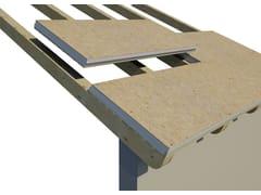 Sistema sottotegola in EPSSANDWICH -sistema tetto autoportante - RE.PACK