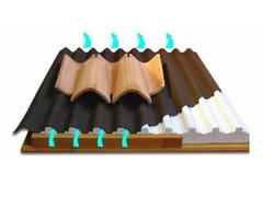 RE.PACK, ISONDULINA SISTEMA TETTO PORTA COPPI | Pannello termoisolante  Pannello termoisolante