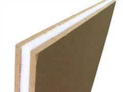 Pannello fonoisolante e fonoassorbente in fibra di legnoREPFON - | Pannello fonoisolante e fonoassorbente in fibra di legno - RE.PACK