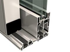 ALsistem, TOP SLIDE 160 Scorrevole alluminio a taglio termico