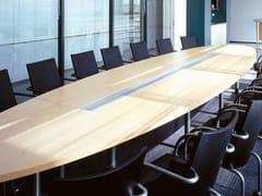 Tavolo da riunione modulare IN-TENSIVE | Tavolo da riunione modulare - In-Tensive