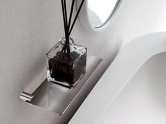 Mensola bagno in alluminioMINIMAL   Mensola bagno in alluminio - REXA DESIGN