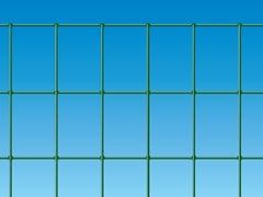 Rete elettrosaldata plastificata 75x50 - Filo Ø 2,40 mm EXECUTIVE STANDARD - Reti metalliche plastificate