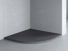 Piatto doccia angolare ultrapiatto RAZOR | Piatto doccia angolare - Showering
