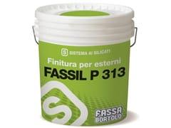 Idropittura minerale ai silicati lisciaFASSIL P 313 - FASSA