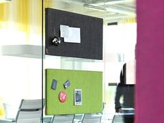 BuzziSpace, BuzziBoard Lavagna per ufficio fonoisolante/assorbente