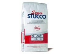 Stucco rasante riempitivo a base di gessoSUPER STUCCO - FASSA