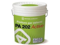 FASSA, PA 202 ACTIVE Finitura protettiva riempitiva