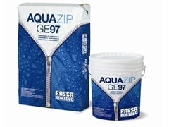 FASSA, AQUAZIP GE 97 Guaina polimero-cementizia bicomponente