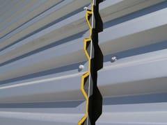 Pannello metallico coibentato per coperturaTEK 28 - ALUBEL